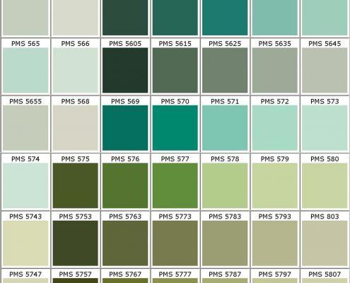 Atrevete A Decorar Con Color Verde Un Espacio De Tu Hogar O Trabajo - Tonos-verde