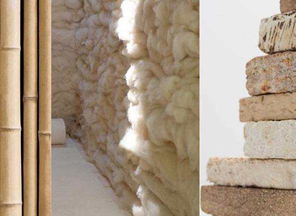 materiales de construccion casa sanas